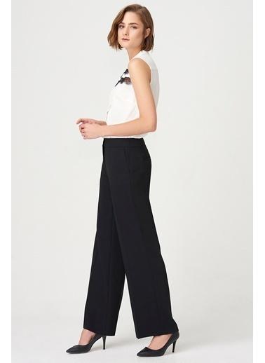 NaraMaxx Bol Paçalı Pantolon Siyah